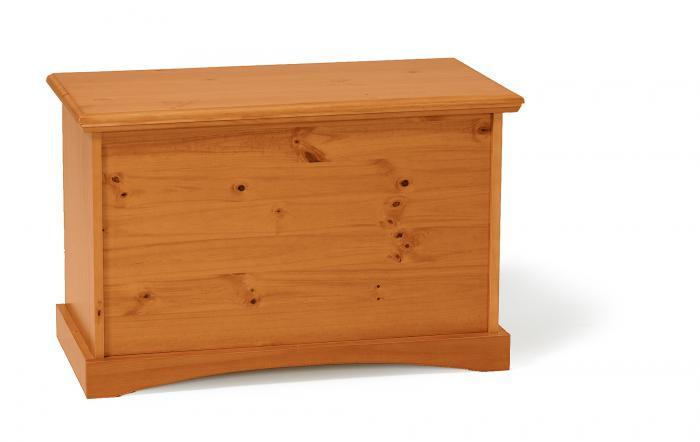 Fat Daddy s Furniture Pine Ridge Storage Box 4107